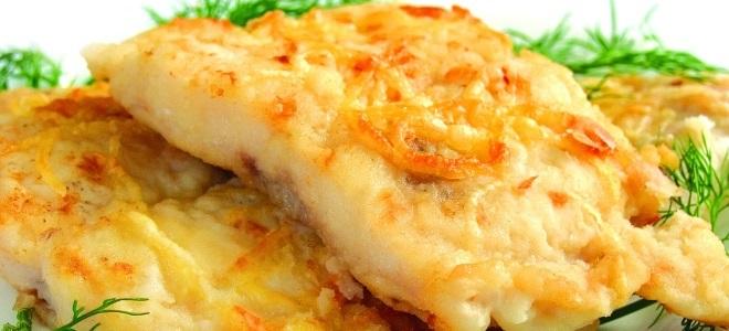 Fırında pollock filetosu hazırlayın - bu kolaydır 3